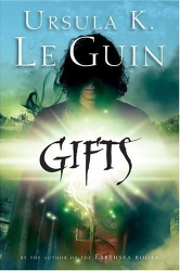 Cover for GIFTS by Ursula K. Le Guin
