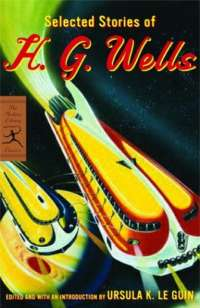 Cover for Selected Stories of H.G. Wells