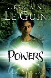 Cover for Powers, by Ursula K. Le Guin