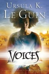 Cover for Voices, by Ursula K. Le Guin